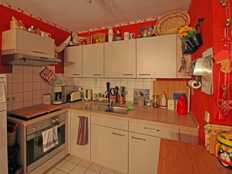 Verkauft Anlageobjekt Hochparterre 2 Zimmer Wohnung Mit Terrasse